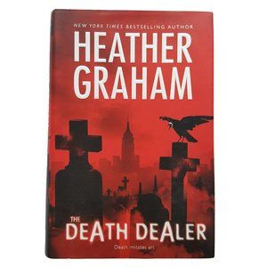 ☘️3/$30☘️ The Death Dealer by Heather Graham book